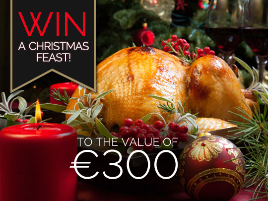 Christmas Feast_competition Website